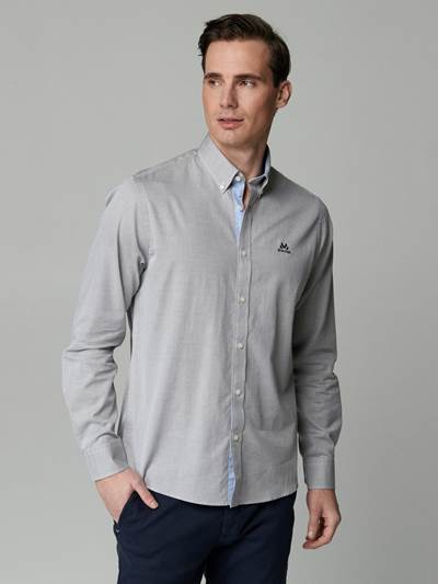 Carl Twill Skjorte - Regular Fit GOR