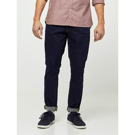 SLIM WILL DARK BLUE STRETCH