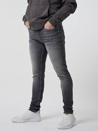 Skinny Stan Grey Super Stretch 7246599_DAB-HENRYCHOICE-S21-Modell-right_91563_Skinny Stan Grey Super Stretch DAB_Skinny Stan Grey Super Stretch DAB 7246599 7246599 7246599 7246599.jpg_Right||Right