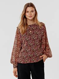 Mariette Bluse 7246167_CAB-DONNA-S21-Modell-front_Mariette Bluse CAB.jpg_Front||Front