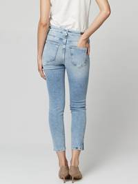 Sabine Cropped Jeans 7246410_DAF-JEANPAULFEMME-S21-Modell-back_87790_Sabine Cropped Jeans DAF.jpg_Back||Back