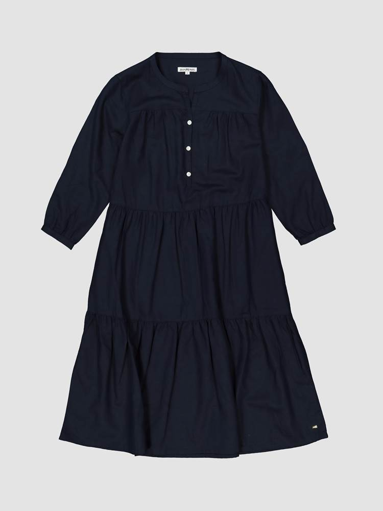 Louise Linkjole 7246589_EM6-JEANPAULFEMME-H21-front_93805_Louise Linen Dress_Louise Linkjole EM6.jpg_Front||Front