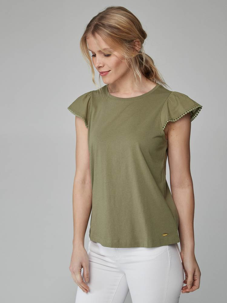 Lily Top 7246552_AFP-JEANPAULFEMME-H21-Modell-front_35104_Lily Top AFP.jpg_Front||Front
