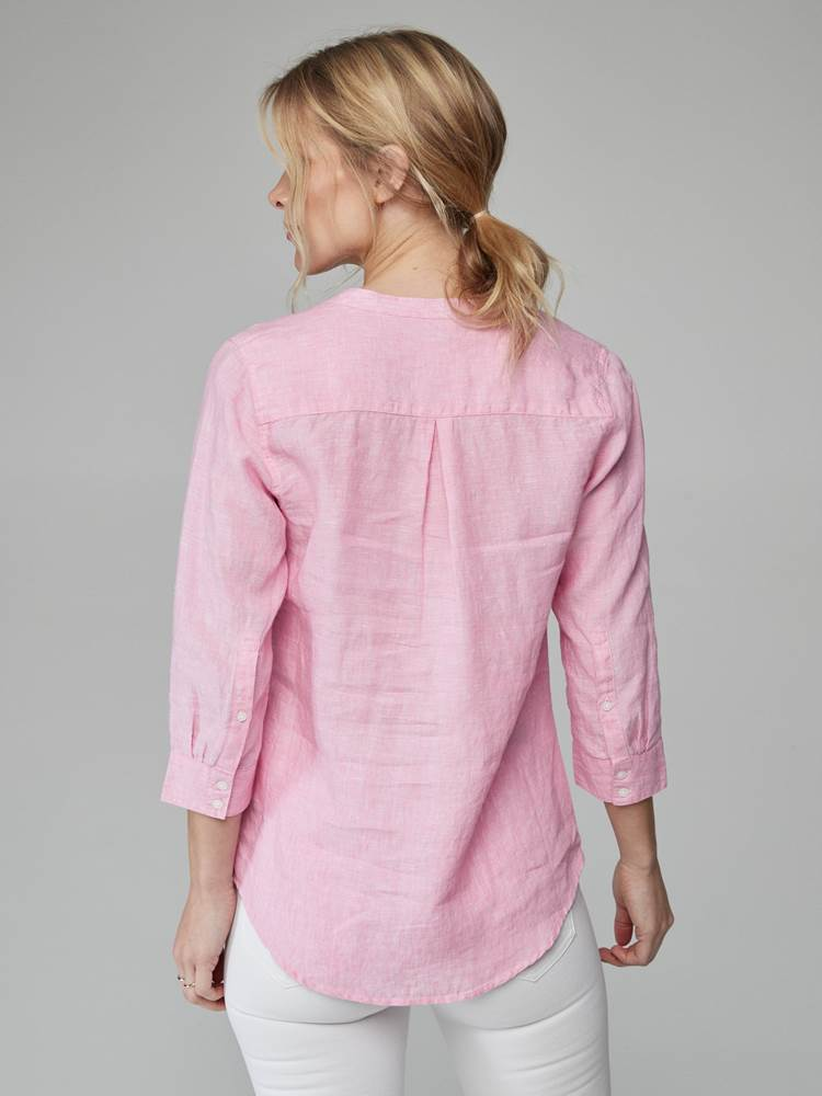 Lucia Linbluse 7246592_MJX-JEANPAULFEMME-H21-Modell-back_61230_Lucia Linbluse MJX.jpg_Back||Back