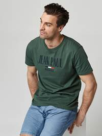 Loup Tee 7245814_GPZ-JEANPAUL-S21-Modell-front_55173_Loup Tee GPZ.jpg_Front||Front