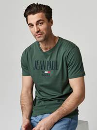 Loup Tee 7245814_GPZ-JEANPAUL-S21-Modell-front_94588_Loup Tee GPZ.jpg_Front||Front