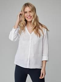 Lucia Linbluse 7246592_O68-JEANPAULFEMME-H21-Modell-front_20668_Lucia Linbluse O68.jpg_Front||Front