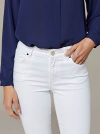 Sabine Cropped Color Jeans 7241653_JEAN PAUL_S20_SABINE COLOR CROPPED JEANS_O68_999_FRONT_Sabine Cropped Color Jeans O68.jpg_