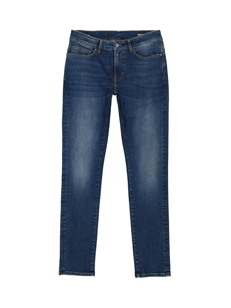 Skinny Nick Neptune Stretch Jeans 7242012_DAB-MARIOCONTI-S20-front_41438_Skinny Nick Neptune Stretch Jeans DAB.jpg_Front||Front