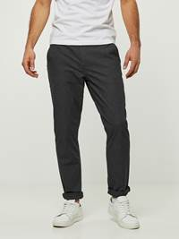 SLIM STRUCTURE STRETCH CHINO 7242667_CAB-HENRYCHOICE-S20-Modell-front_81021_SLIM STRUCTURE STRETCH CHINO CAB.jpg_Front||Front