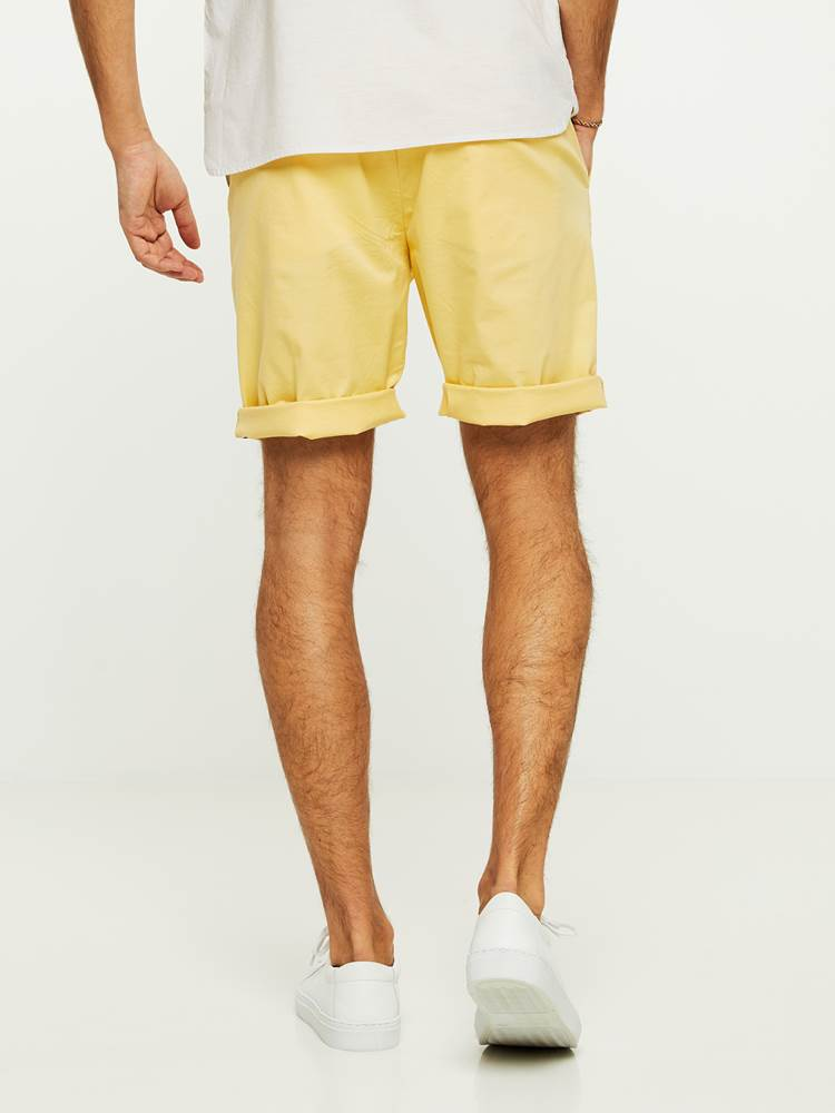 CREW CHINO SHORTS 7243087_Q99-HENRYCHOICE-H20-Modell-back_5937_CREW CHINO SHORTS Q99.jpg_Back||Back