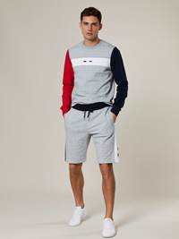 Cavet Sweat Shorts 7242933_IEB-JEANPAUL-H20-Modell-front_77486_Cavet Sweat Shorts IEB.jpg_Front||Front