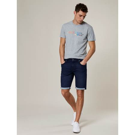 Andre Knit Stretch Bermuda Shorts