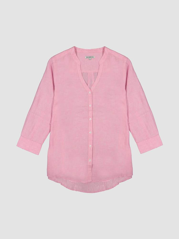 Lucia Linbluse 7246592_MJX-JEANPAULFEMME-H21-front_2428_Lucia Linen Blouse_Lucia Linbluse MJX_Lucia Linen Blouse 7246592.jpg_Front  Front