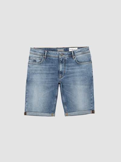 Leroy Denim Stretch Bermuda DAD