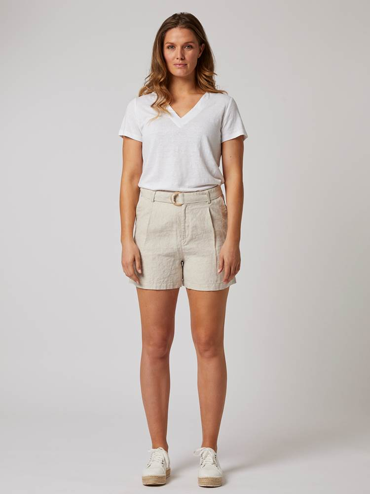 Maggie Linshorts 7243599_A9C-BLU-H20-Modell-front_99122_Maggie Linshorts A9C.jpg_Front||Front
