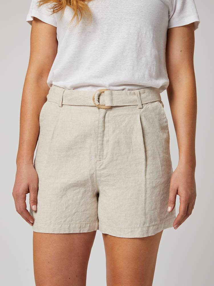 Maggie Linshorts 7243599_A9C-BLU-H20-Modell-front_18331_Maggie Linshorts A9C.jpg_Front||Front