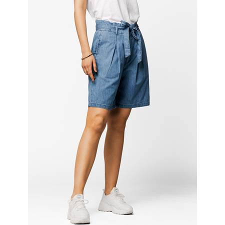 Fiora Denim Shorts