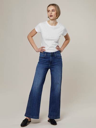 Camille Wide Jeans D06