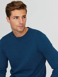 Tom Genser 7243851_JEAN PAUL_A20_TOM KNIT_34_EHS_BLÅ_999_-front_62782.jpg_