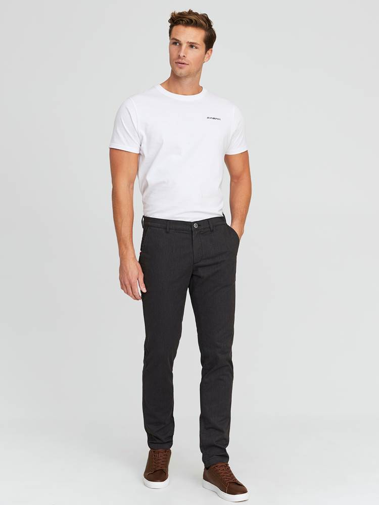 Brad Soft Melange Stretch Chino