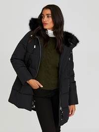 Paulette Parka 7244170_ID2-JEANPAULFEMME-A20-Modell-front_82361_Paulette Parka ID2.jpg_Front||Front