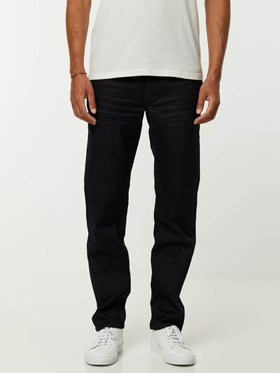 Regular Blu OD Blk Stretch Jeans D03