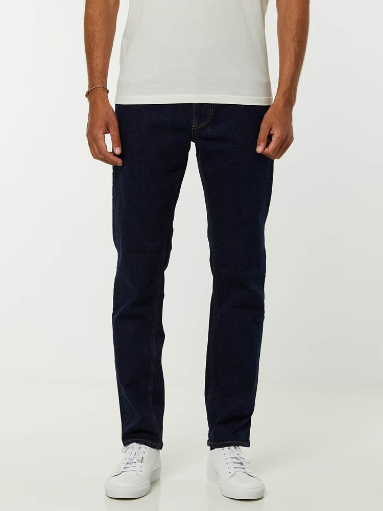 Slim Blue Stretch Jeans