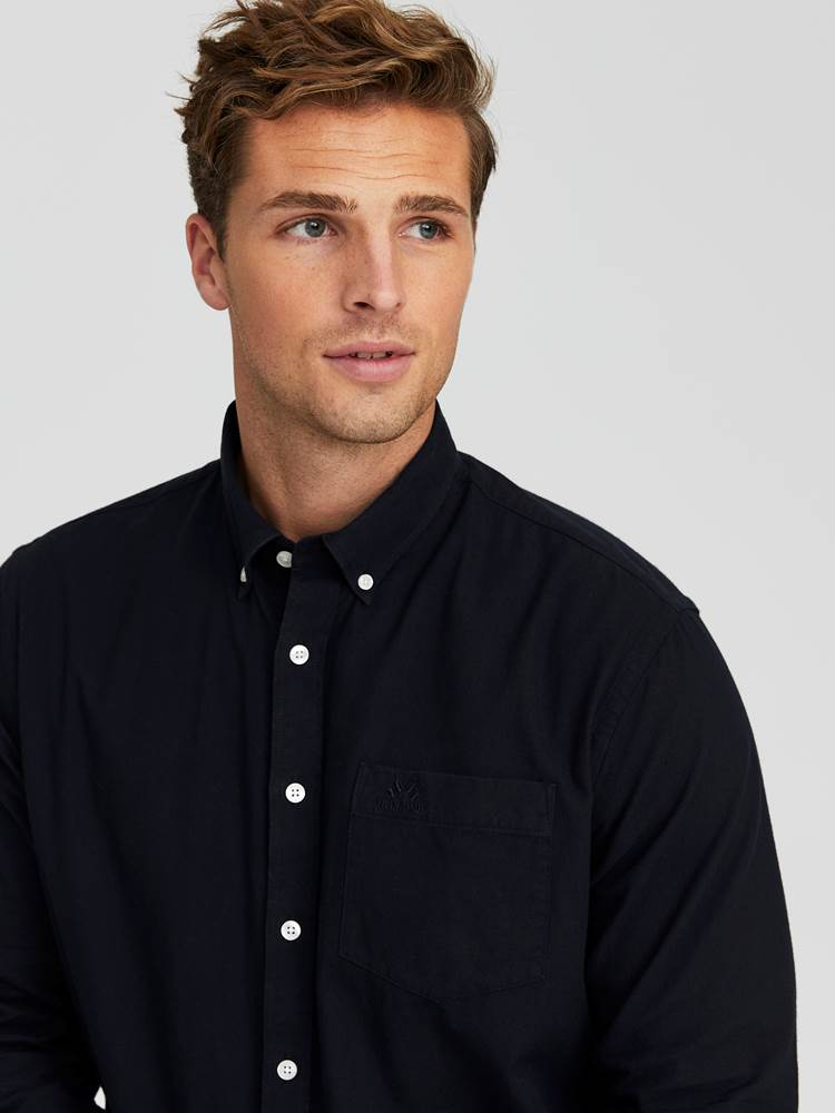 Keith Flanell Skjorte - Classic Fit 7245187_EM6-JEANPAUL-W20-Modell-front_5630_Keith Flanell Skjorte- Classic fit EM6_Keith Flanell Skjorte - Classic Fit EM6.jpg_Front||Front
