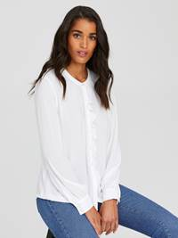 Jamila Bluse 7245191_O79-JEANPAULFEMME-W20-Modell-front_9323_Jamila Bluse O79.jpg_Front||Front