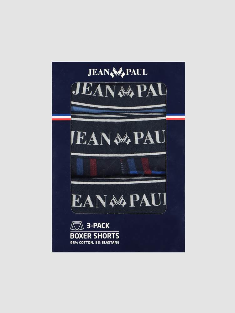 The Check 3 pk Boxer 7245325_EOT-JEANPAUL-W20-front_69872_The Check Pack_The Check Pack 3 pk boxer EOT_The Check 3 pk boxer EOT_The Check 3 pk Boxer EOT.jpg_Front||Front