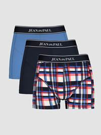 The Check 3 pk Boxer 7245325_EOT-JEANPAUL-W20-front_75906_The Check Pack_The Check Pack 3 pk boxer EOT_The Check 3 pk boxer EOT_The Check 3 pk Boxer EOT.jpg_Front||Front