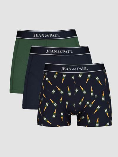 The Holiday 3- pack Boxer GQB