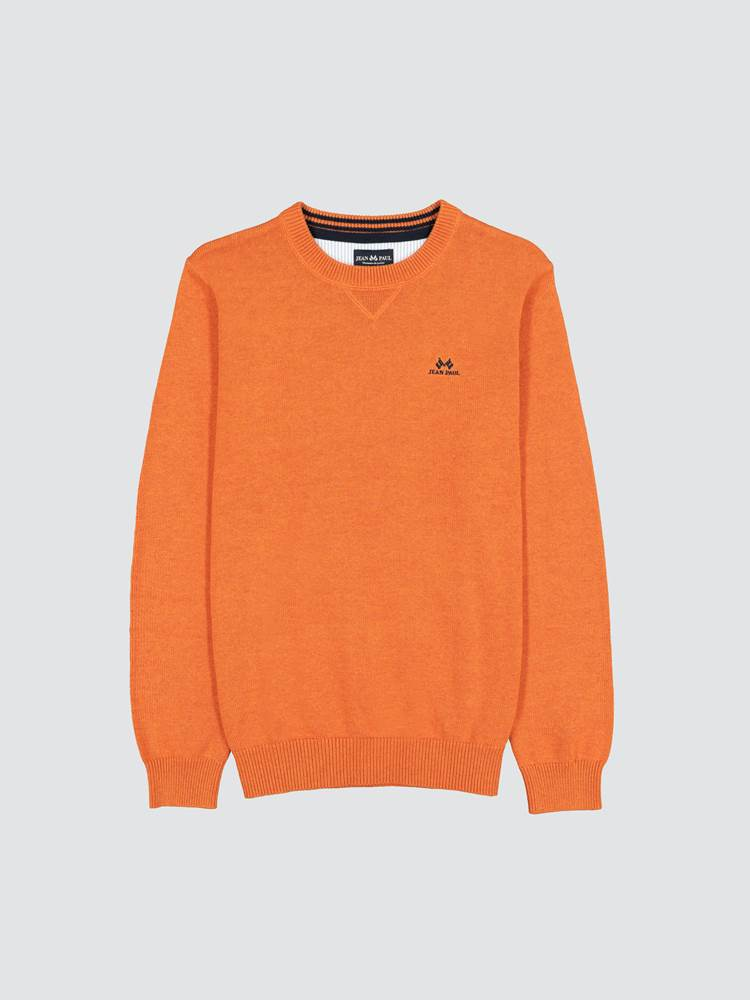 Antibes Genser 7245086_K2G-JEANPAUL-W20-front_22709_Antibes Crewneck Knit_Antibes Genser K2G_Antibes Genser K2G 7245086 7245086 7245086 7245086.jpg_Front||Front